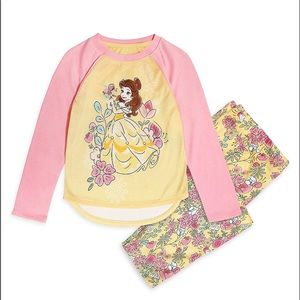 Disney's Belle pajama set-Beauty and the Beast